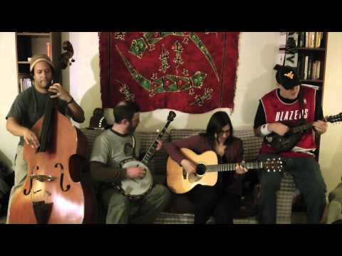 The Coasters - Yakety Yak: Couch Covers by The Student Loan Stringband