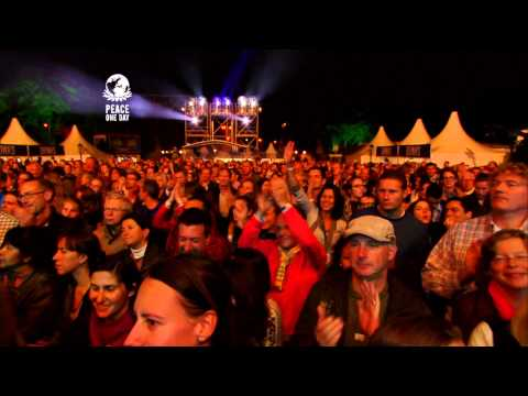 Peace One Day Celebration 2013 The Hague PART 4