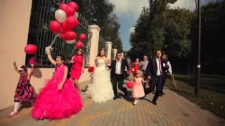 Веселый свадебный клип ХАЛИ-ГАЛИ. Олег+Лиза