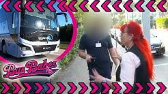 Nicole in Italien: Enge Straßen & Polizisten machen es ihr schwer | Bus Babes | Kabel Eins