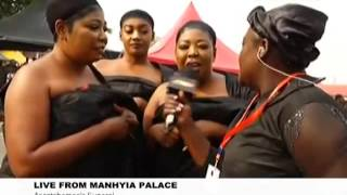 The Life of Nana Afia Kobi Serwaa Ampeh II on Adom TV (16-1-17)