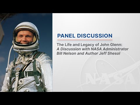 Mercury Rising | Discussion with NASA Administrator Bill Nelson joined author Jeff Shesol