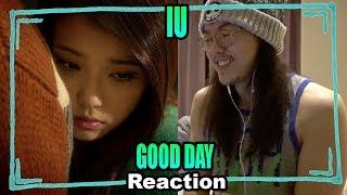 TMF (AAA) reacts to IU (???) _ Good Day (?? ?)