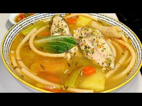How To Make Trinidad Fish Broth