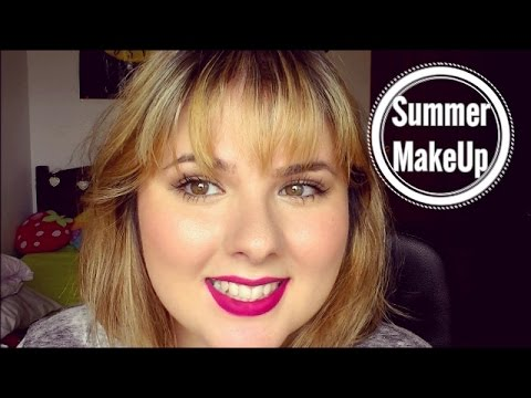 Summer MakeUp ||