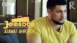 Jomadon - Azamat Axrorov   Жомадон - Азамат Ахроров