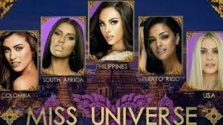 Miss Universe 2018 Funny Filipino Memes Part 2