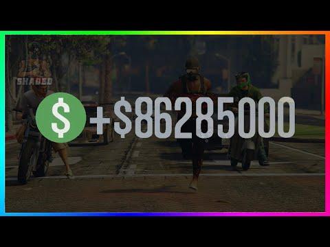 I FOUND A WORKING SOLO GTA 5 MONEY GLITCH.. (unlimited money)
