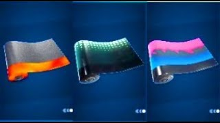 HEAT, ESSENCE & CORE Wrap/ Weapon Skin in Fortnite
