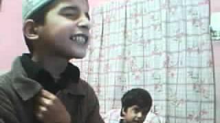 Taimur khan Naat Noori Mukhra te Zulfan ne kalian