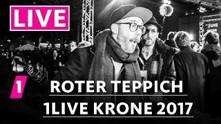 Baixar 1LIVE Krone 2017 | Der Rote Teppich | LIVE