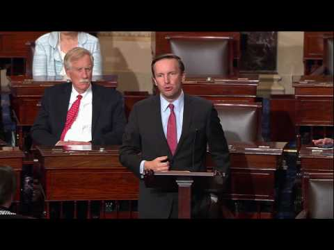 Murphy Blasts GOP Health Care Bill On Senate Floor Before Voting It Down