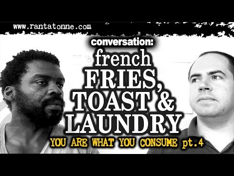 What is The French Laundry? : You are what you Consume pt. 4 | Silas Amunga and Stephen Kirschner