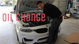 M3 | F80 How To Do An Oil Change