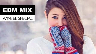 EDM WINTER MIX - Electro House & Progressive Dance Music 2017