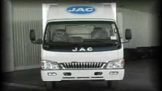 JAC HFC 1063 5 TONELADAS 2008.mpg