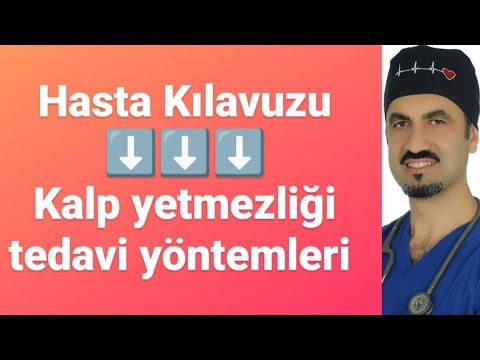 KALP YETERSİZLİĞİ TANI VE TEDAVİ YÖNTEMLERİ (HASTA KILAVUZU) - PROF DR AHMET KARABULUT