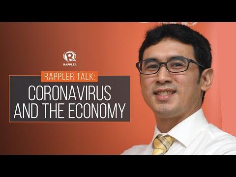 Rappler Talk: Nicholas Mapa On Coronavirus And The Philippine Economy
