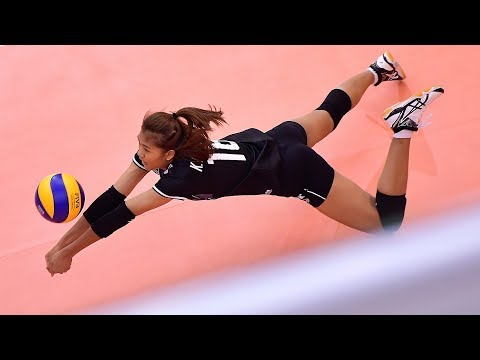 Best Women's Volleyball Actions | World Grand Prix 2017