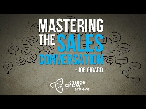Mastering the Sales Conversation (60 min REPLAY...a good one)