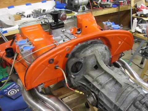 van's porsche 914 engine build  van's porsche 914 engine build