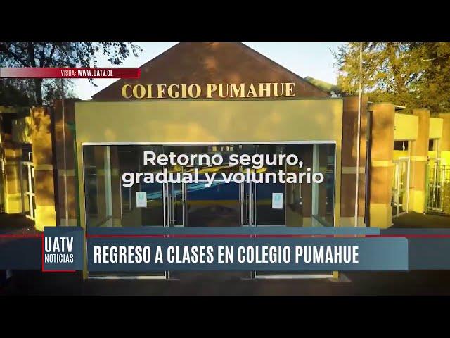 Back to school Pumahue Temuco