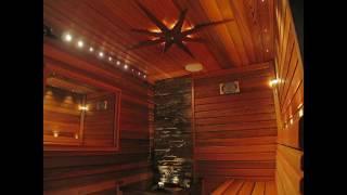 Применение светодиодных светильников в бане(Банная лампа Придя в магазин, необходимо выбирать светильники не только по их надёжности, но и по соответст..., 2017-02-22T10:38:36.000Z)