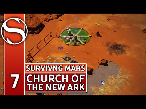 #7 Everything Is Going Wrong - Survivng Mars - Surviving Mars Gameplay