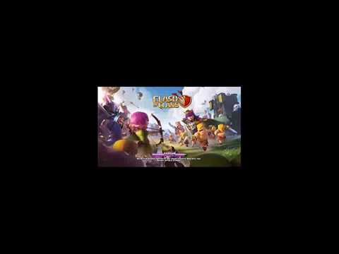 Clash of clans----clear chat trick using go keyboard
