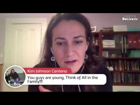 Guest Pavlina Tcherneva LIVE on Real Progressives   History of Income Inequality