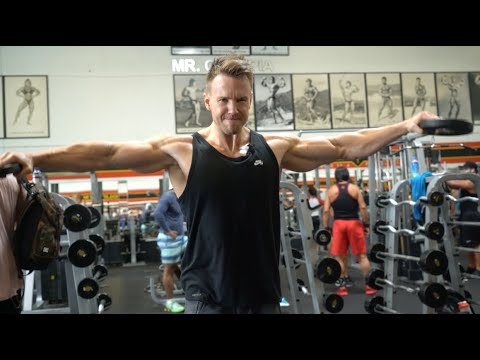 Advanced Shoulder Routine Rob Riches