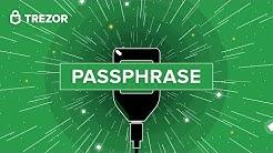Passphrase: How it works