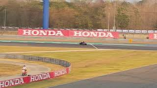 VR46&MVK25 Winter test MotoGP in Thailand