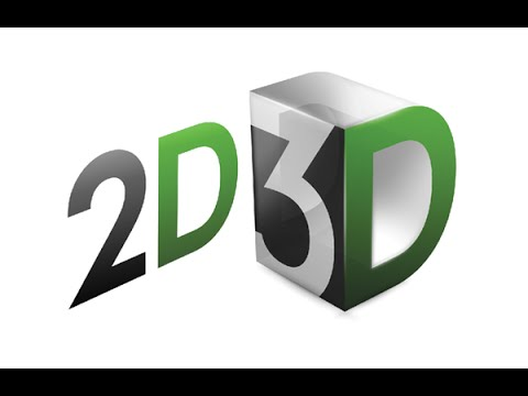 2D 3D - Showreel - YouTube