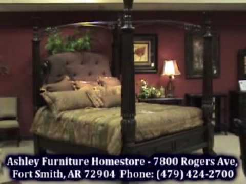 Bed Sets Ashley Furniture Homestore Fort Smith Youtube