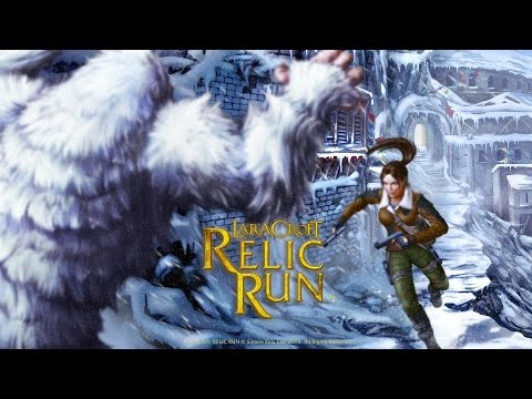 LARA CROFT Relic Run - Mountain Pass - Lara Croft Series