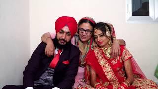 Punjabi Wedding Highlight | 2018 | Harpreet & Harjinder | Deol Multimedia | Nawanshahar| Punjab