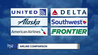 Another delayed flight? Airlines ranked by lateness