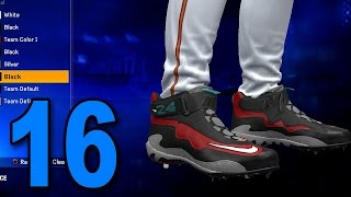 MLB 17 Pitch to the Show - Part 16 - CRAZY NEW CLEATS!