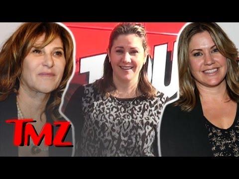 Amy Pascal Takes a TMZ Tour!  TMZ