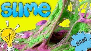 Glibbi Slime • Żelowa masa • DIY