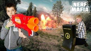Нёрф война Граната | Nerf War Grenade
