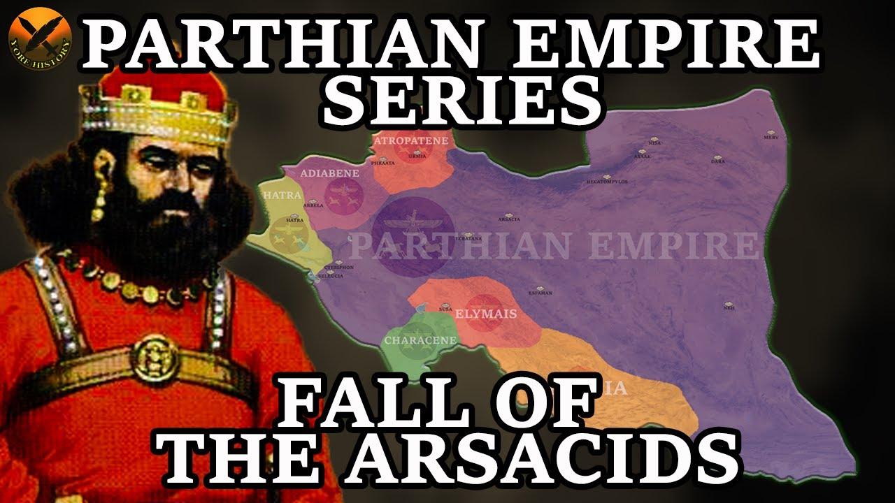 Download امپراتوری اشکانیان امپراتوری فراموش شده ایران - سقوط ارساکیدها - قسمت 8 از 8
