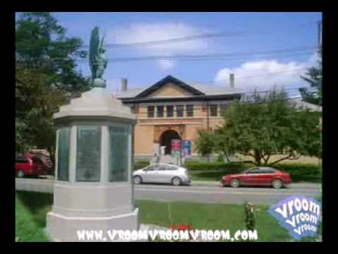 Westford (MA) City Travel Guide and Site Scene