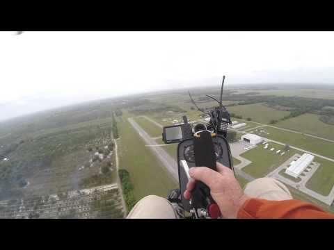 Gyroplane Pilot Perspective with Roy Davis at Bensendays