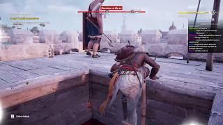 Assassin's Creed Origins #6: wejście na ścieżkę pokoju
