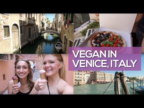 Vegan in Venice, Italy