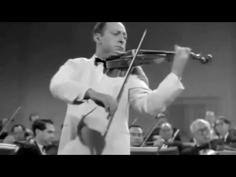 Jascha Heifetz - Introduction and Rondo Capriccioso