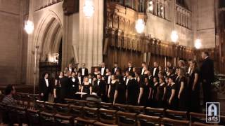 Augustana Choir - Lo, How A Rose E