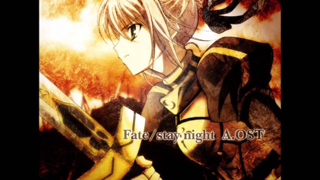Fate/Stay Night - Soundtrack - 28 Fuyu no Yousei 冬の妖精 (Winter Fairy) #1